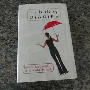 Other - The Nanny Diaries Hardcover Book